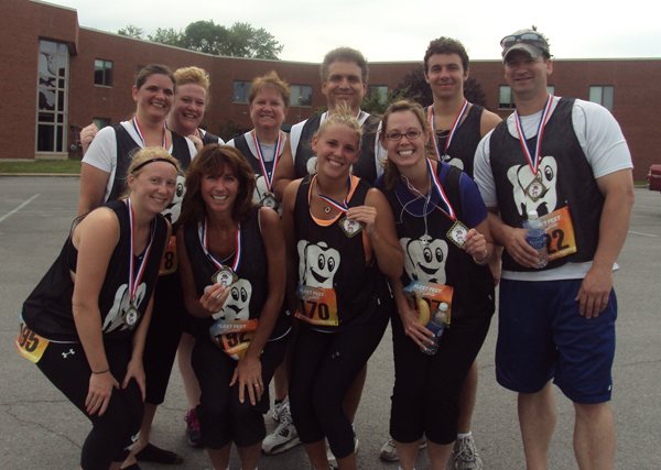 Runner Group on July 31 Medal
